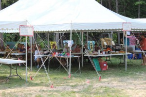 Demonstration Tent